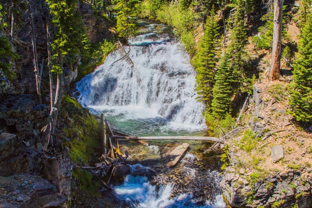 Tumalo Falls - Bend, OR