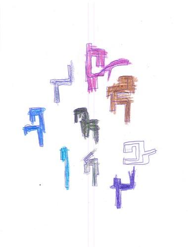 3 geometrics color