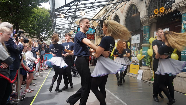 Riverdance DanceAthon for the Irish Hospice Foundation