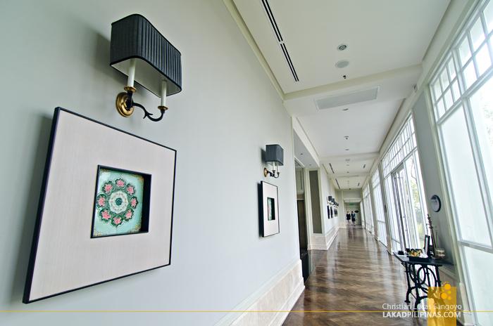 E&O Hotel Penang Hallway