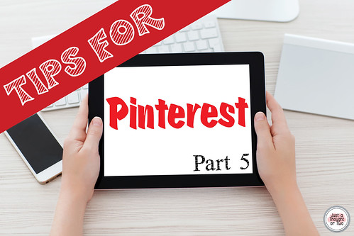 Pinterest Tips Part 5 add save button and pinterest widget