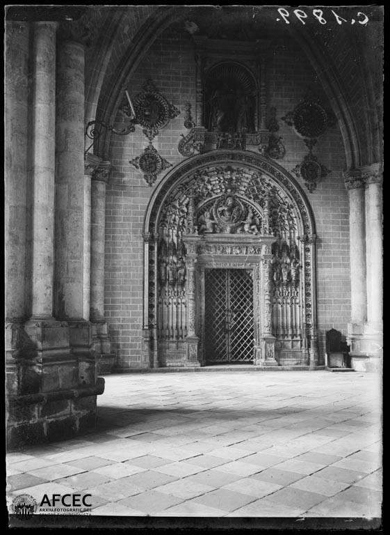 Toledo a comienzos del siglo XX. Autor Desconocido   © Centre Excursionista de Catalunya