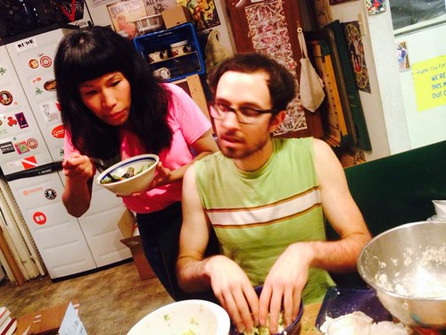 Dumpling Party at 1435 (July 9 2015) (2)