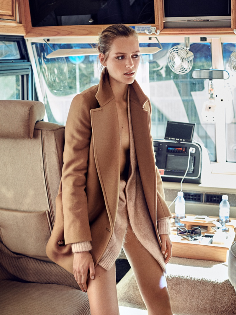 ELLE Sweden September 2016