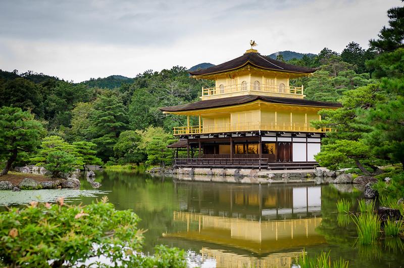 2016.09 Japan Kyoto - 金閣寺、伏見稻荷大社