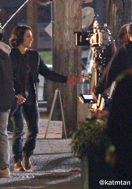 OUAT Filming (September 29, 2016)