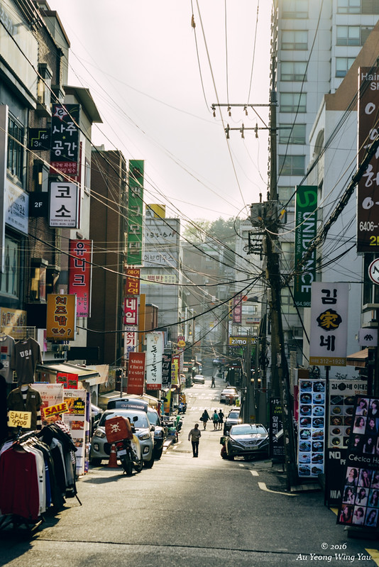 Streets Of Seoul 2016: Sinchon And Hongik 7