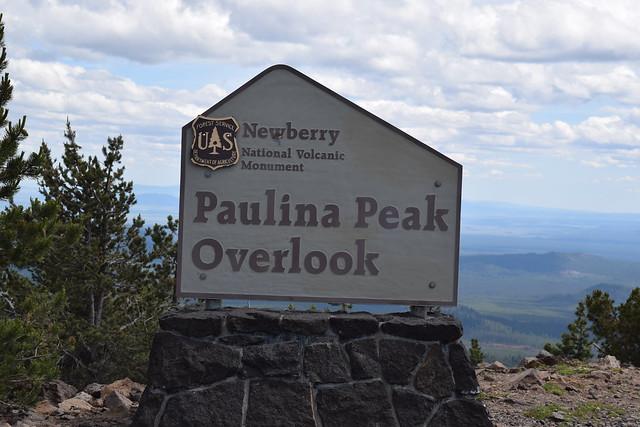 Paulina Peak, Newberry National Volcanic Monument, Oregon