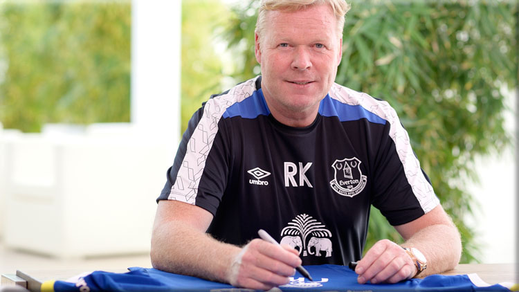 Picture of Ronald Koeman
