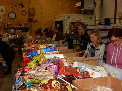 Kerstpakketten tegen stille armoede
