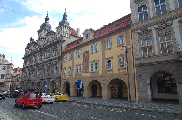布拉格 小城廣場