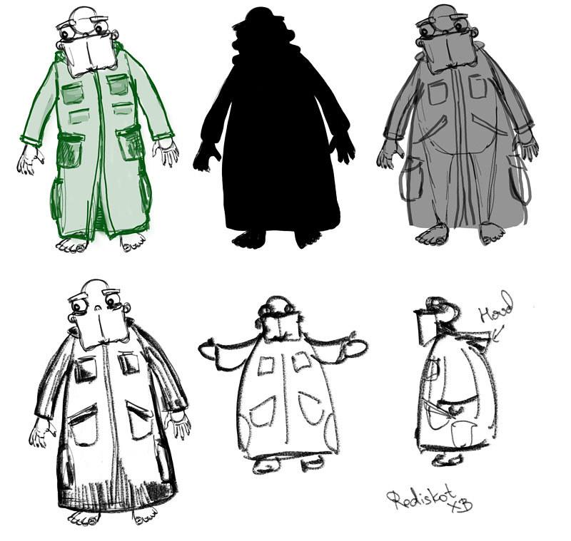 boonka: coat