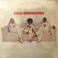 THE HUES CORPORATION:LOVE CORPORATION(JACKET A)