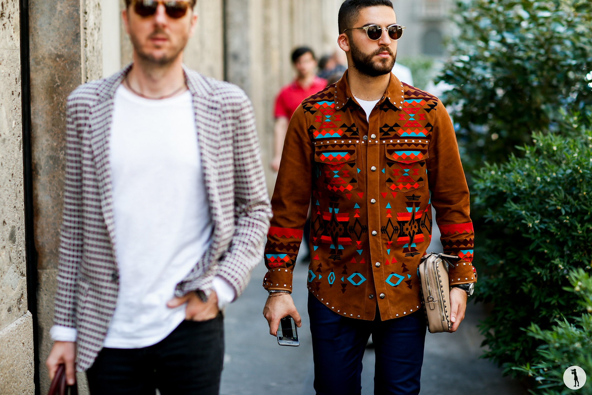 Street style - Milan Fashion Week Menswear SS17 (2)