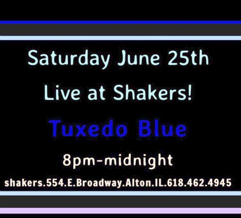 Shakers 6-25-16