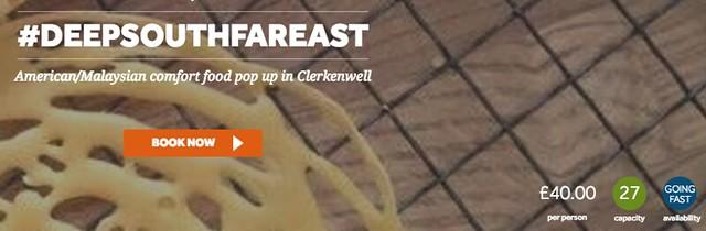 Win 2 Free Tix to #DeepSouthFarEast Pop-Up