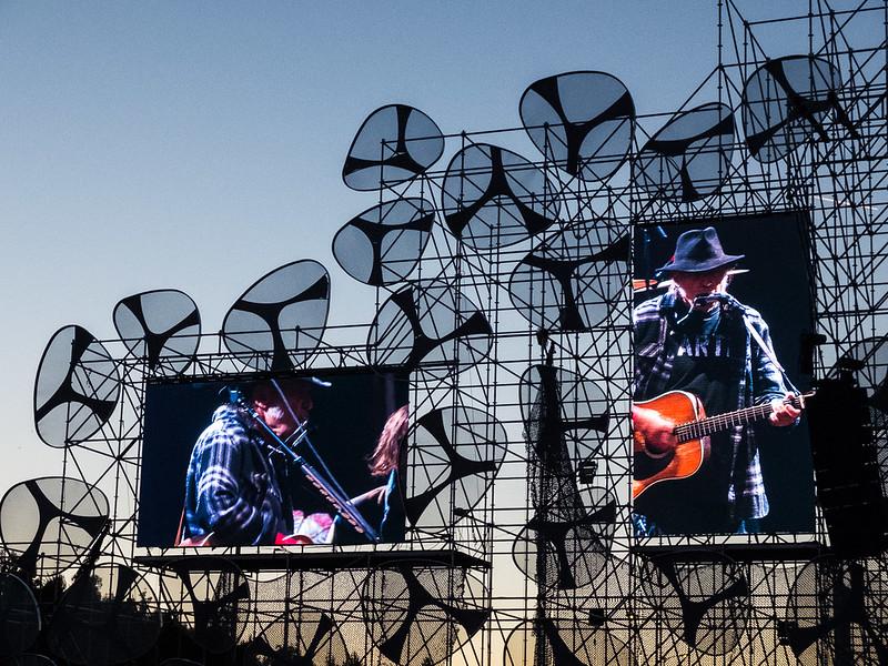 El señor Neil Young