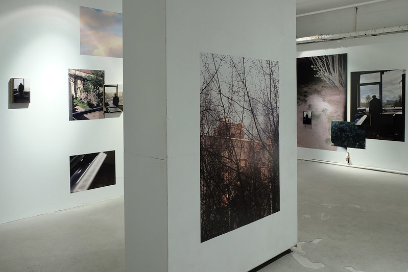 exhibition: yury gudkov. keep an eye on what you see