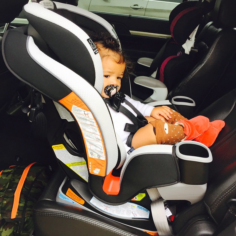 In Addition To Meeting Or Exceeding All Applicable US Safety Standards The Extend2FitTM Convertible Car Seat Has Been Side Impact Tested For Occupant