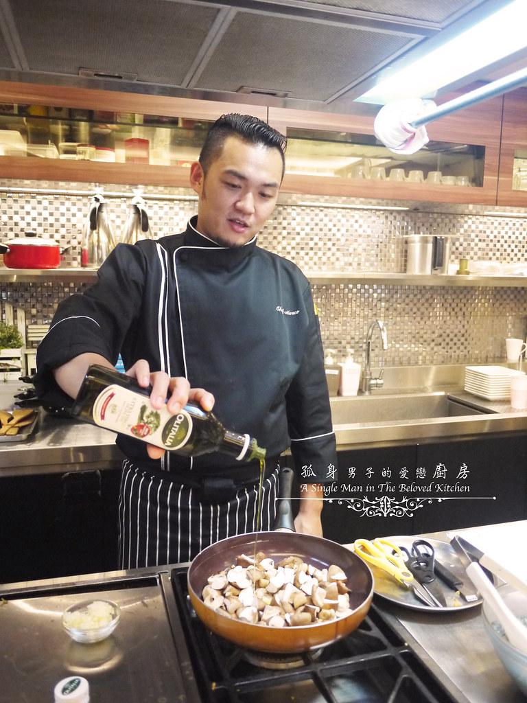 孤身廚房-夏廚工坊賞味班-Marco老師的《地中海超澎湃視覺海鮮》75