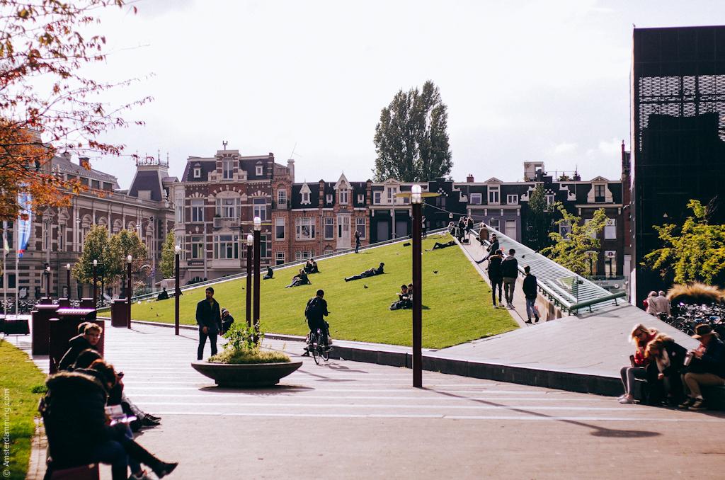 Amsterdam, Museumplein