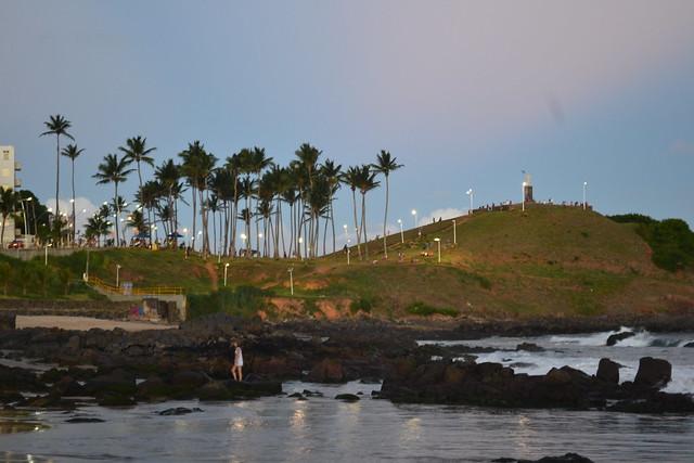 Praia da Barra, Farol da Barra