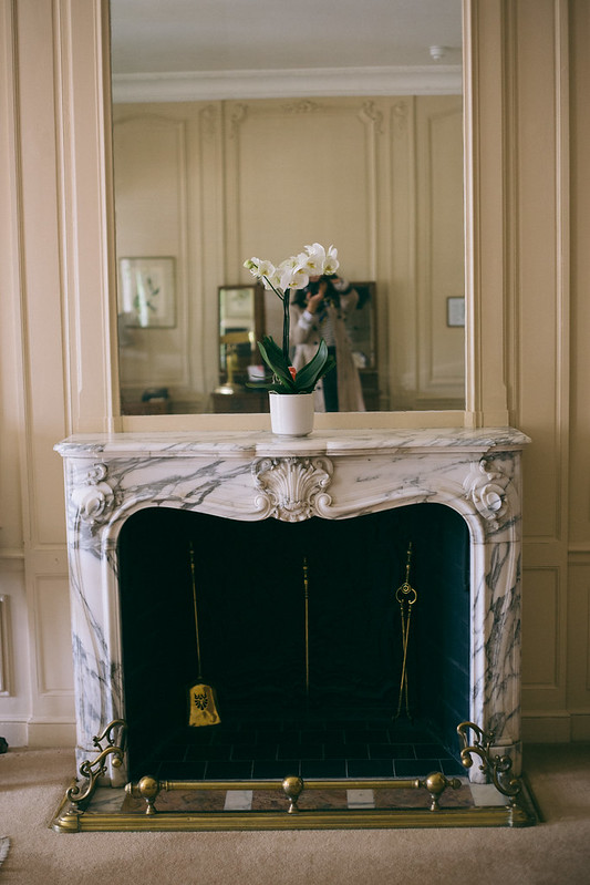 {luxury weekend getaway} via chevrons & éclairs