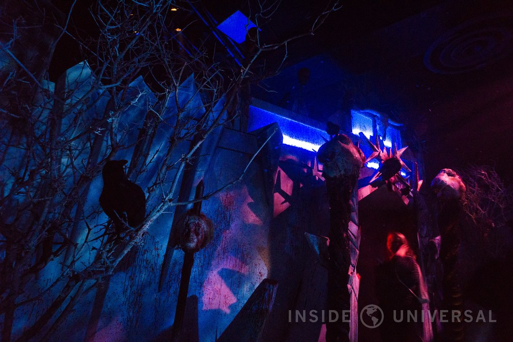 Knott's Scary Farm (2016) - The Dead of Winter: Wendigo's Revenge