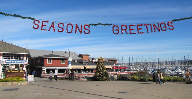 Christmas in Monterey