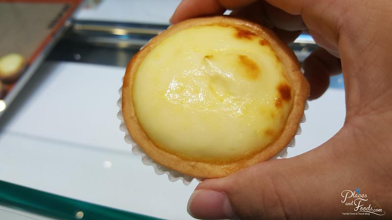 hokkaido baked cheesetart empire tart size