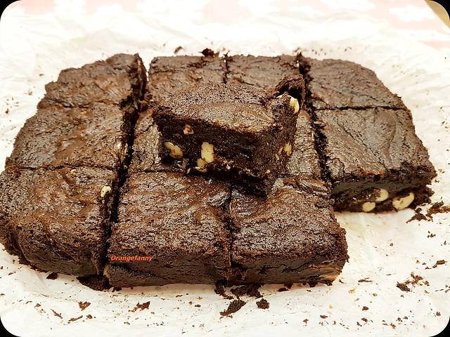 160720 法式巧克力脆片布朗尼-04