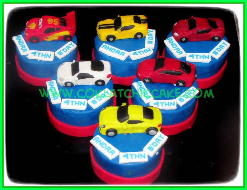Minicake Mobil