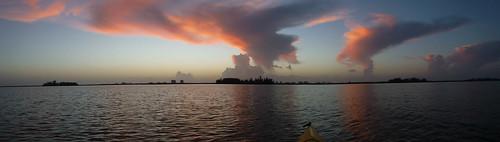 Indian River Sunrise Kayaking-21
