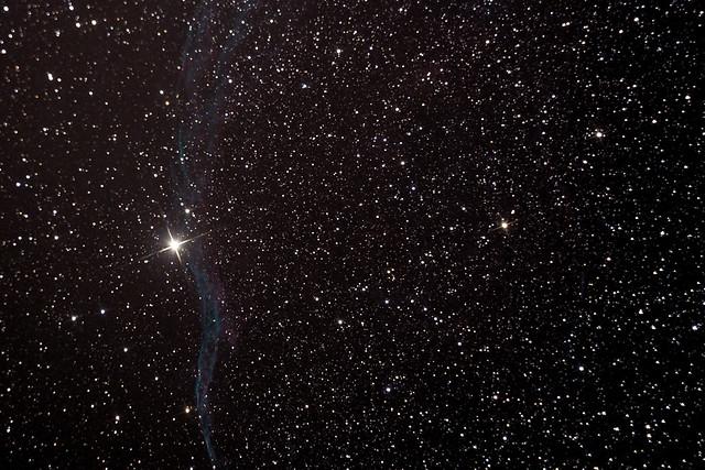 Nebulosa del Velo (NGC6960)