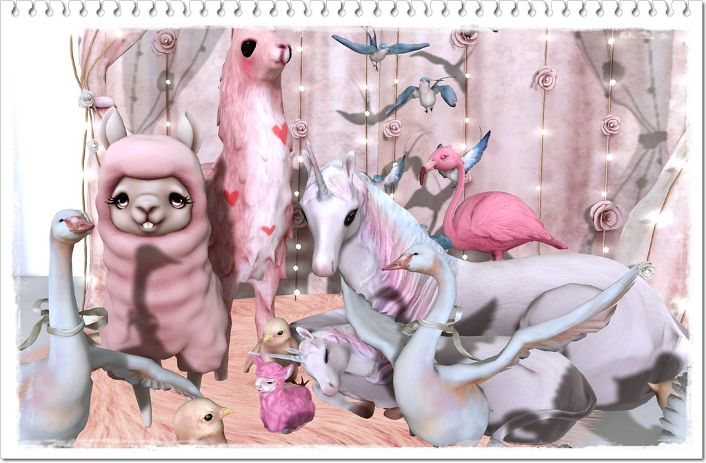 My inventory(Animals)③