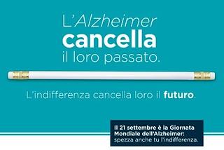 Noicattaro. Giornata dell'Alzheimer front