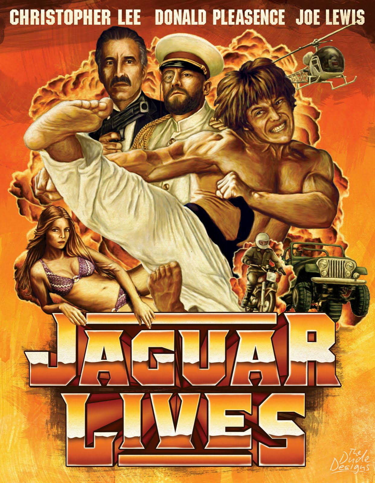 Jaguar Lives! (1979)