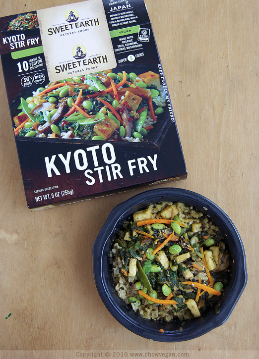 Sweet Earth Natural Foods Kyoto Stir Fry