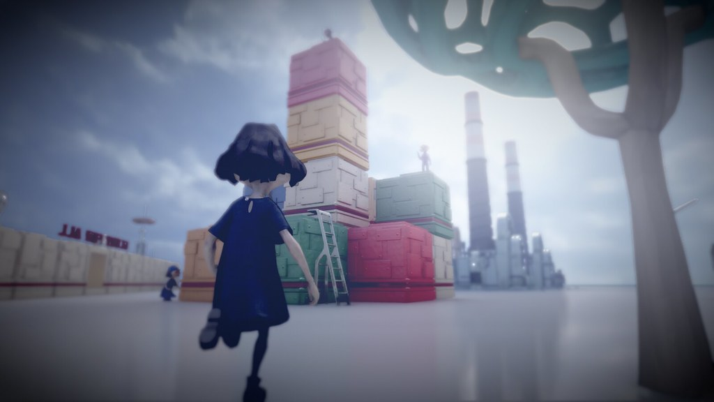 die offene beta von the tomorrow children beginnt diesen. Black Bedroom Furniture Sets. Home Design Ideas