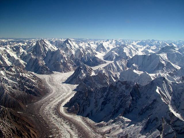 हिमालयीन ग्लेशियर
