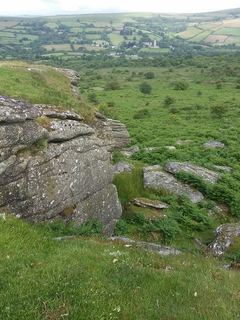Hollow Tor (Widecombe), Dartmoor