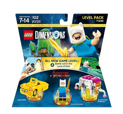 LEGO Dimensions 71245 Box