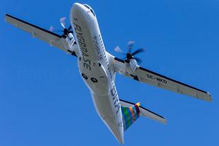 Braathens Regional Airlines ATR 72-600