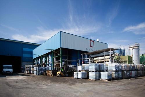 COMSA Corporación apuesta por una gestión integral y sostenible de los residuos industriales