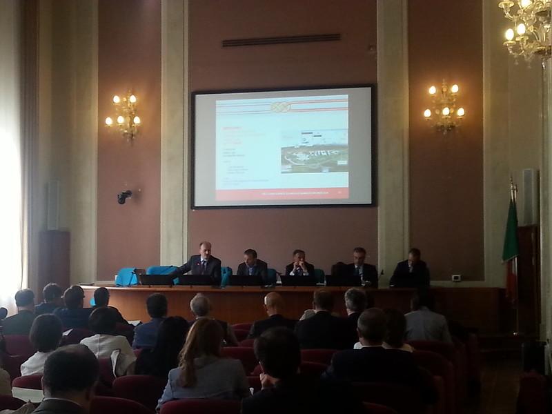 Folta partecipazione alla riunione del Tavolo di Coordinamento per il China–Italy STI Program