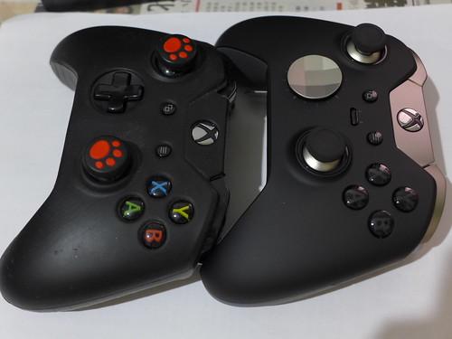 Xbox One 菁英手把