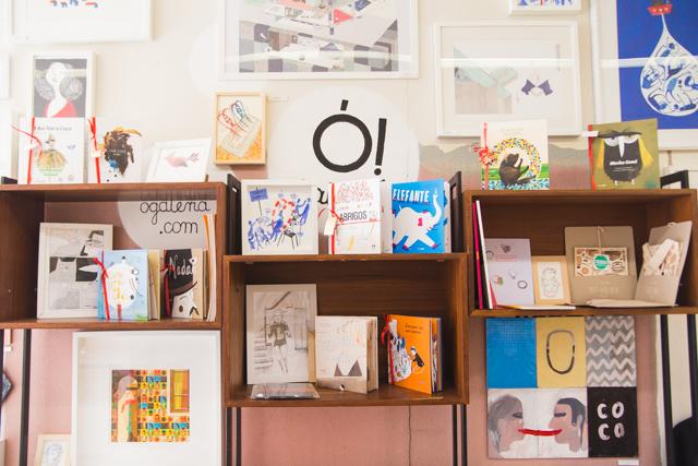 O Galleria Lisbon art gallery