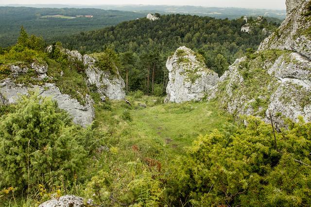 Góra Zborów - Jura - Poland