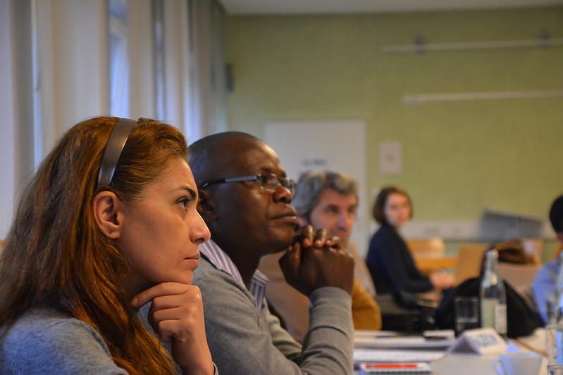 Nuremberg Dec 2014 - Genocide Workshop