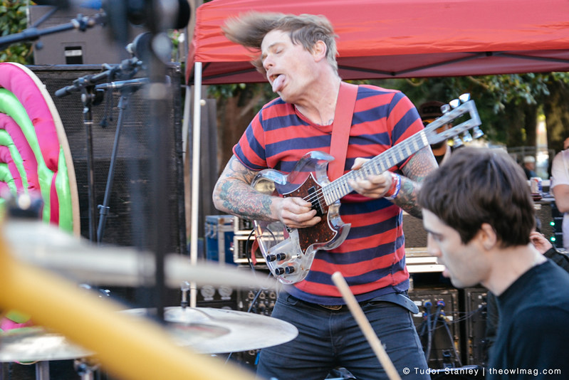 Thee Oh Sees @ BurgerBoogaloo 06-25-2016_01